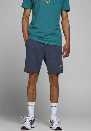 MELANGE - Shorts - navy blazer