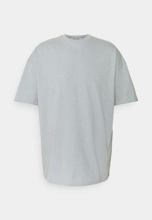 WAVES UNISEX - T-shirt imprimé - quarry