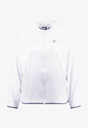 PLUS - Summer jacket - white/cool grey