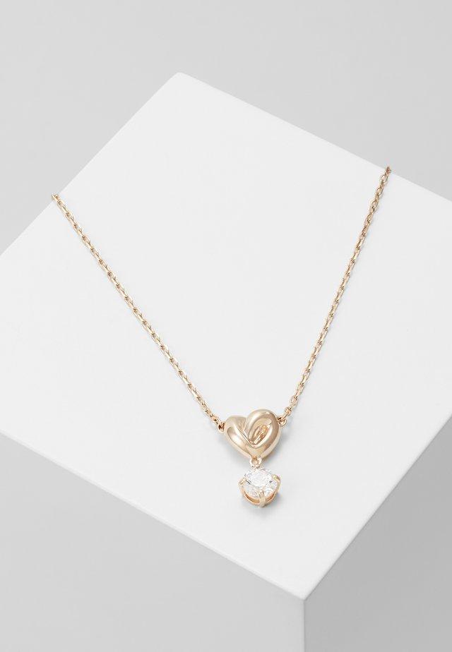 LIFELONG - Necklace - rose gold-coloured