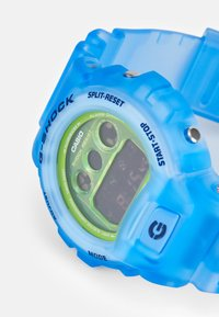 G-SHOCK - SKELETON - Digital watch - blue - 4