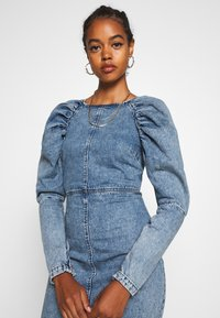 River Island - Tubino - denim light - 3