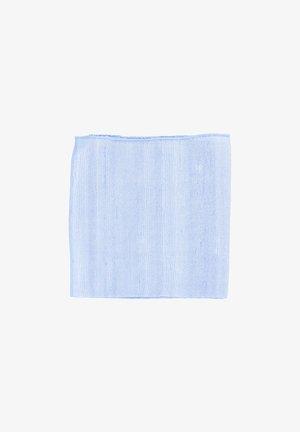 FRAU HOLLE - Lommetørklæde - hellblau