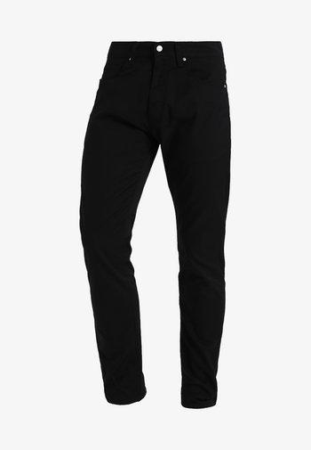 VICIOUS PANT LAMAR - Trousers - black rinsed
