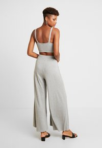 Free People - SET - Trousers - grey - 2