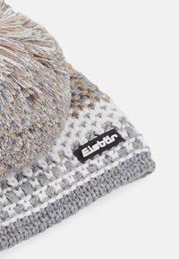 Eisbär - BROCK POMPON UNISEX - Pipo - graumeliert/beigemeliert/bunt - 3