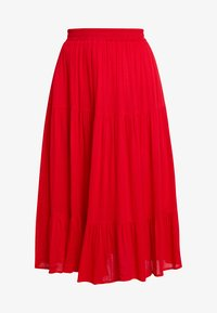 Louche - LEONORA - A-line skirt - red - 4