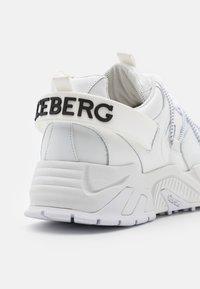 Iceberg - KAKKOI UNISEX - Trainers - white - 5