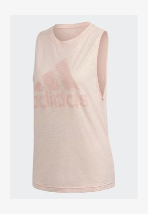 WINNERS TANK TOP - Toppi - pink