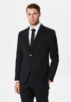 Giacca elegante - dark grey melange