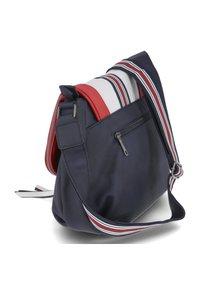 Rieker - Across body bag - blau-kombi - 3