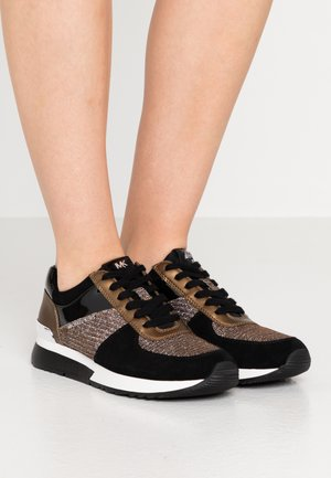 ALLIE TRAINER - Joggesko - bronze