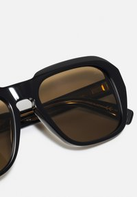 Dunhill - UNISEX - Sunglasses - black/black/brown - 5
