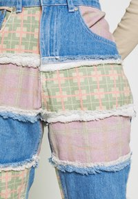 The Ragged Priest - VISION  - Jeans straight leg - multi-coloured - 5