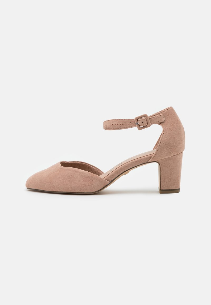 Tamaris - Klassiske pumps - old rose