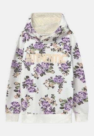 GIRLS AUTHENTIC HOODIE - Sweatshirt - white