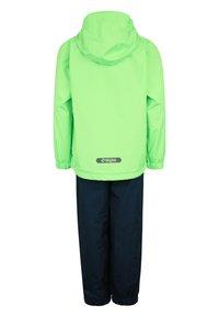 ZIGZAG - OPHIR  - Waterproof jacket - hellgrün - 1