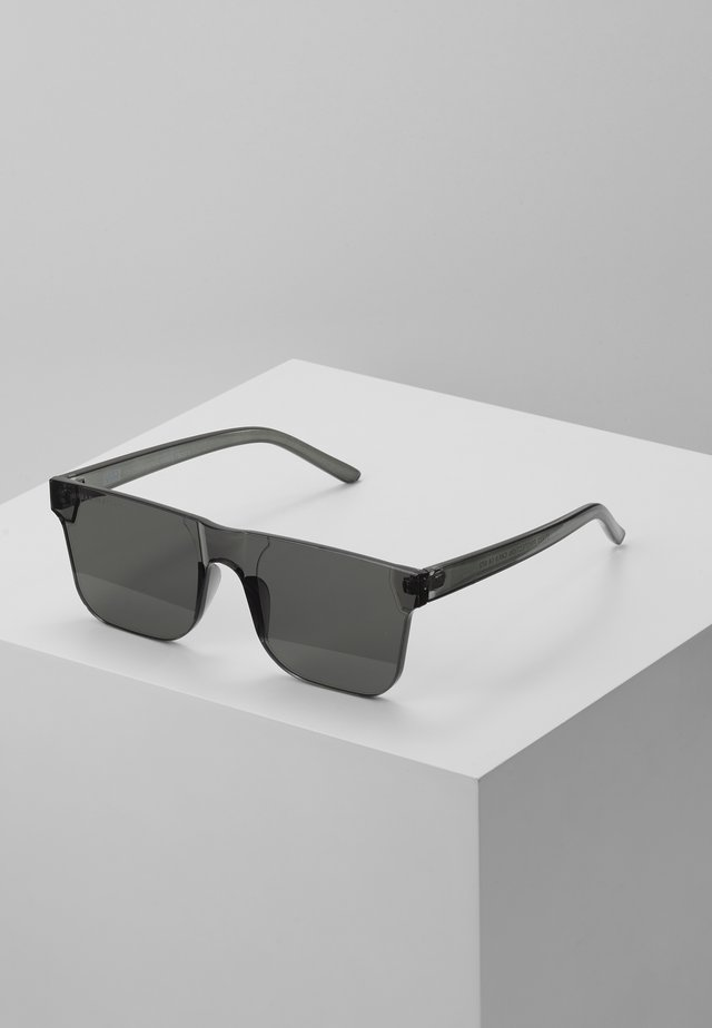 CHAIN SUNGLASSES - Aurinkolasit - black
