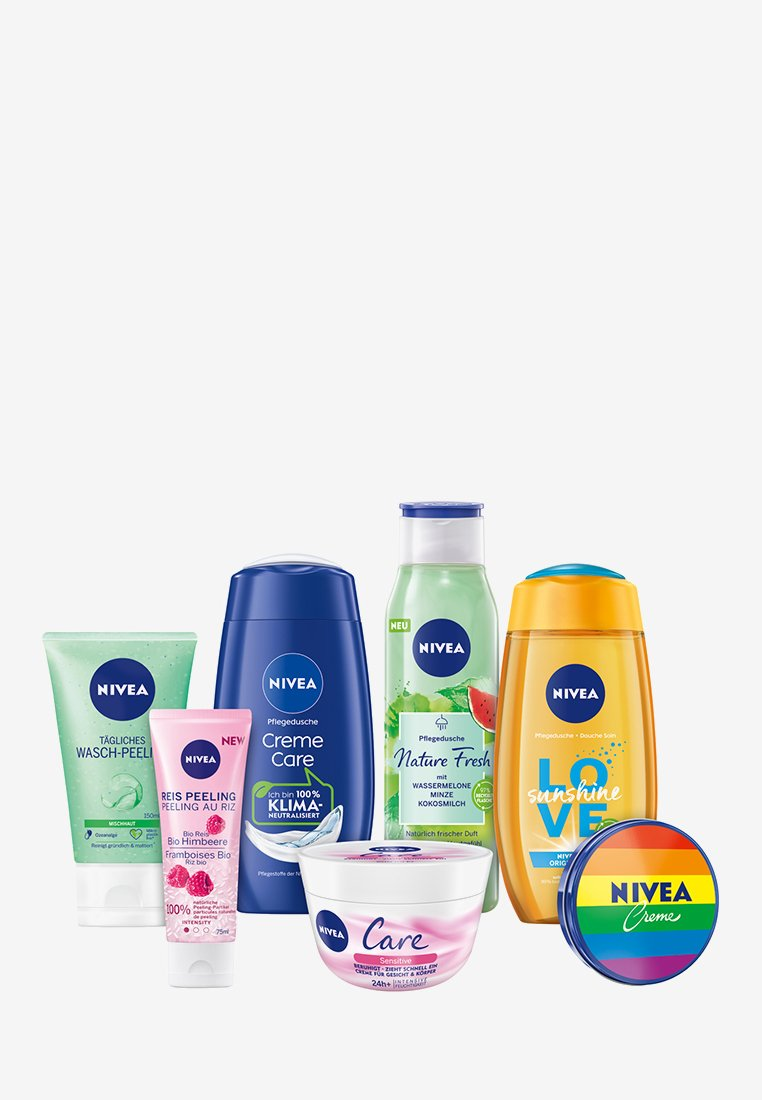 Nivea - FEEL THE PRIDE SET - Bath and body set - -