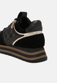 Tamaris - Trainers - black/gold - 5