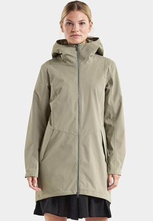FOLKA - Outdoor jacket - mistel green