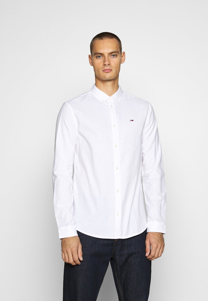 Tommy Jeans - Shirt - white