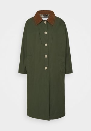 ALEXA CHUNG JACKIE CASUAL - Classic coat - wilderness green/ancient