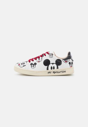 GALLERY MICKEY MOUSE PRINT - Sneakers laag - white