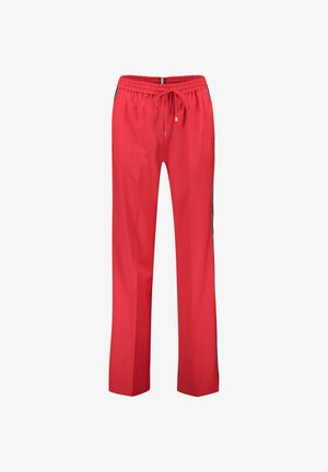 ICONS - Tracksuit bottoms - rot