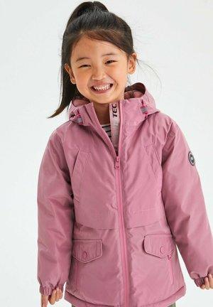 WATERPROOF MIDWEIGHT - Abrigo de invierno - pink