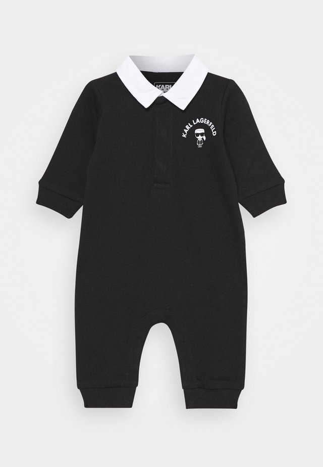 ALL IN ONE - Jumpsuit - black