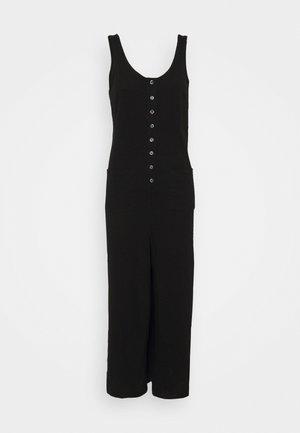 NIGHT JUMPSUIT SOU ELSIE - Pyjamas - black