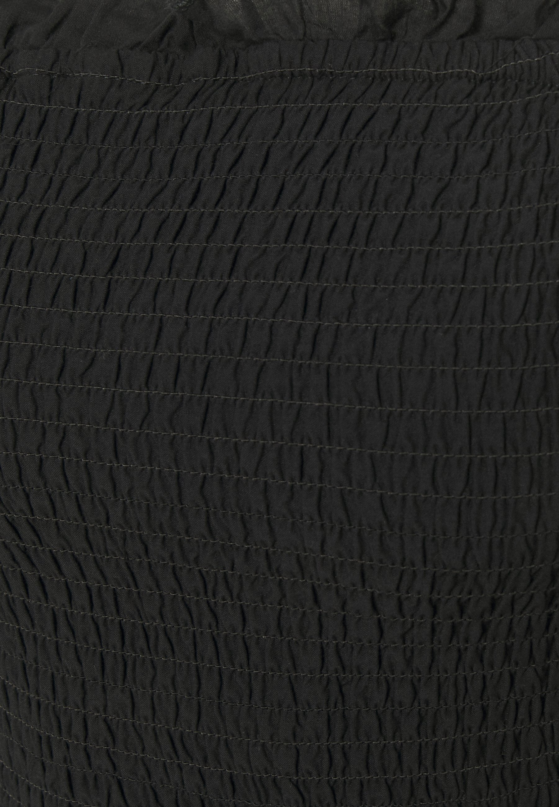 Women SHEERED BRODARIE DRESS - Day dress