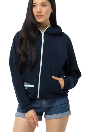 STARBOARD - Zip-up sweatshirt - midnight blue