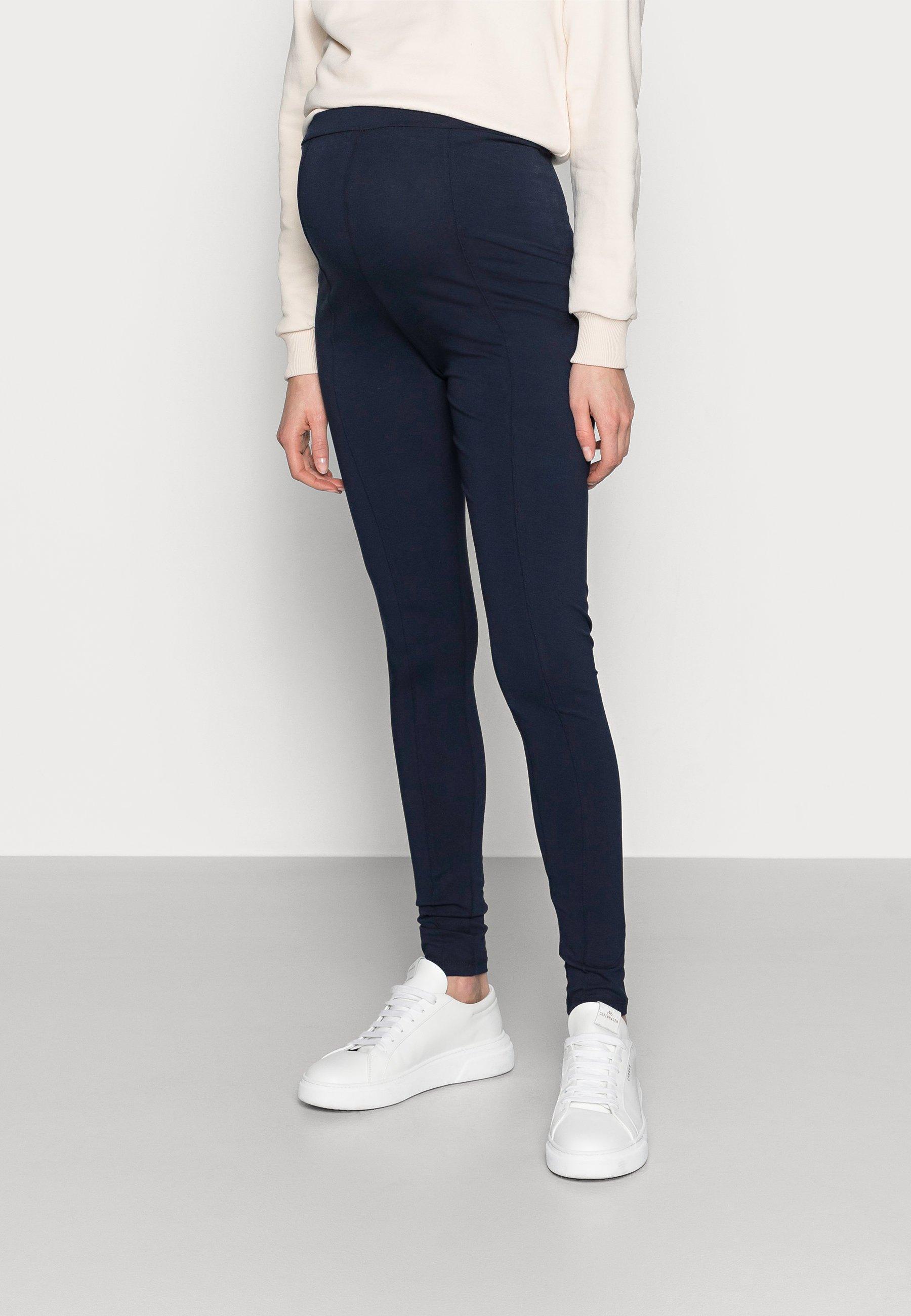 Women MLMIRA PINTUCK - Leggings - Trousers