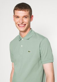 Lacoste - Polo - light green melange - 4