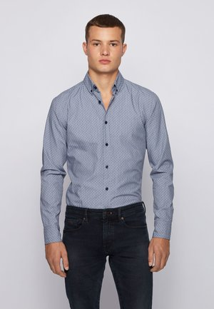 MABSOOT_1 - Formal shirt - dark blue