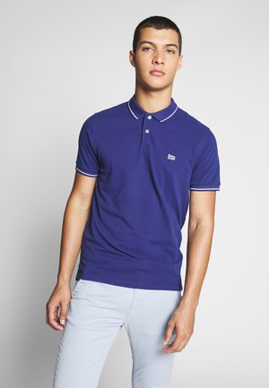 Polo shirt - blueprint