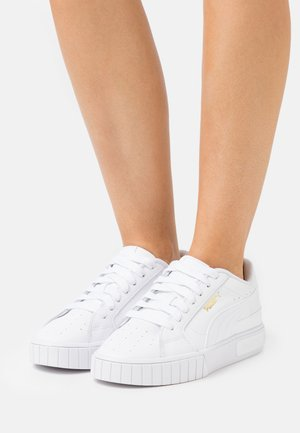 STAR  - Sneakers laag - white