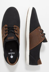 Faguo - CYPRESS - Trainers - black - 1