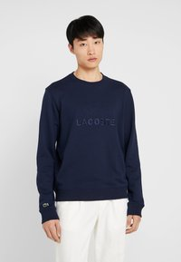 Lacoste - Collegepaita - navy blue - 0