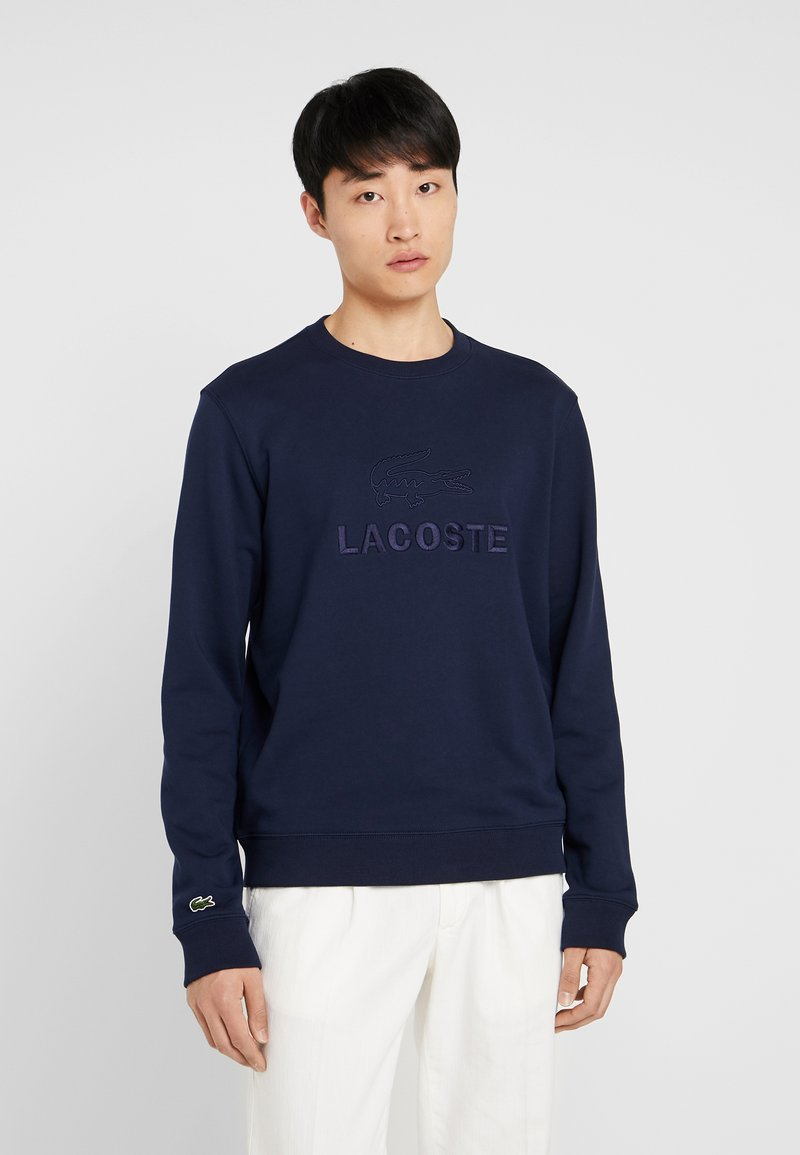 Lacoste - Collegepaita - navy blue