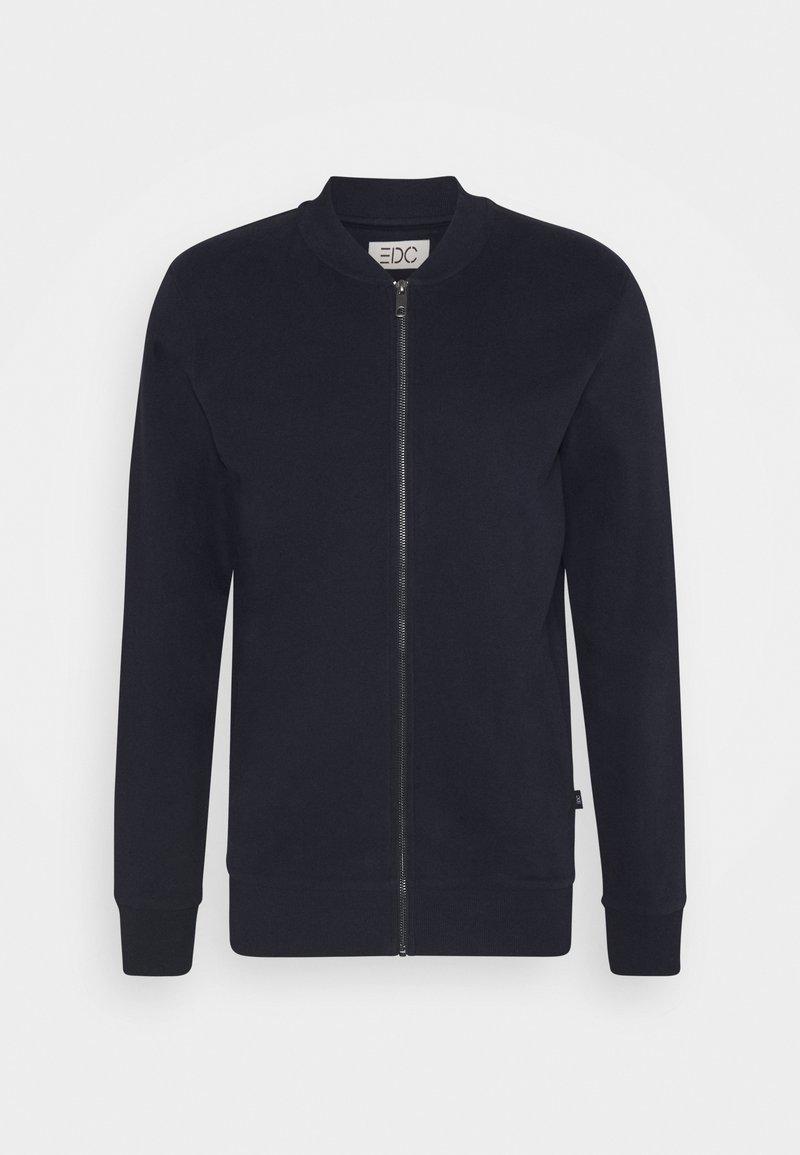 Esprit Collection - BOMB - Zip-up hoodie - navy