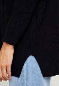 Cotton On - ARCHY CARDIGAN - Cardigan - black - 4