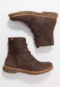 El Naturalista - ANGKOR - Lace-up ankle boots - pleasant brown - 3
