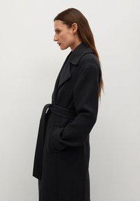 Mango - PAINT - Classic coat - schwarz - 3