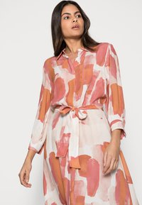 Rich & Royal - SHIRT DRESS PRINTED - Shirt dress - vintage rose - 3