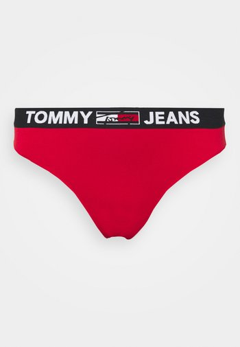 THONG CURVE - Stringit - primary red
