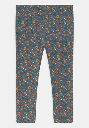 NBFSILKE - Leggings - Trousers - real teal