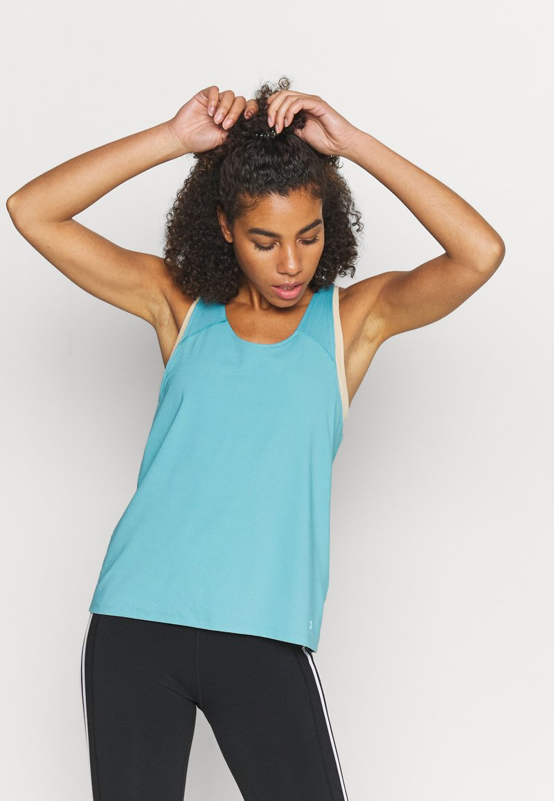 Under Armour - ISO CHILL RUN TANK - Top - cosmos